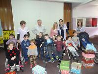 Child's Wheelchair urgently needed!