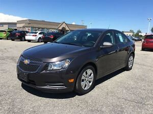 2014 Chevrolet Cruze 2LS/CARPROOF CLEAN/LOW KM/ONSTAR