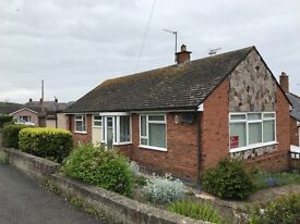 Detached 2 Bedroom Bungalow In Quiet Cul De Sac. Old Colwyn.