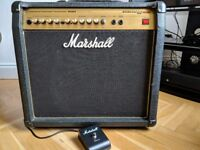 Marshall AVT 50 Valvestate 2000 + channel switch / foot control