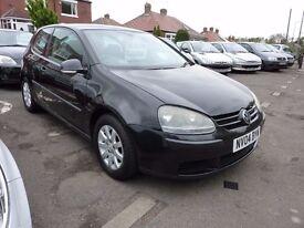 2004 VW GOLF 1.9 TDi SE 3 DOOR, FSH, LONG MOT, NEW CLUTCH FITTED