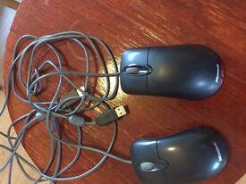 1 Microsoft mouse
