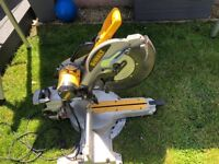Dewalt mitre saw 718 XPS and STAND