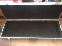 keyboard or guitar flight case