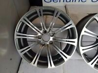 BMW E90 E91 E92 E93 M3 220M ALLOY WHEEL CAN POST ANYWHERE IN UK