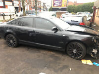 AUDI A6 2.0 TDI 6 SPEED MANUAL BREAKING FOR PARTS 2005-2009