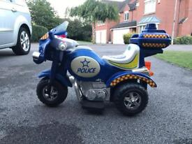 Kids Toy Motorbike