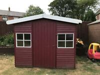 6x8 shed (can deliver for free if local)