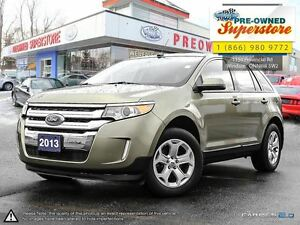 2013 Ford Edge SEL ---Rear Camera ---