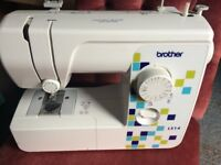 Brother LS14 14 Manual Stitch Sewing Machine for Sale