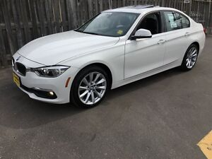 2017 BMW 3 Series 320i xDrive, Automatic, Navigation, Leather, A