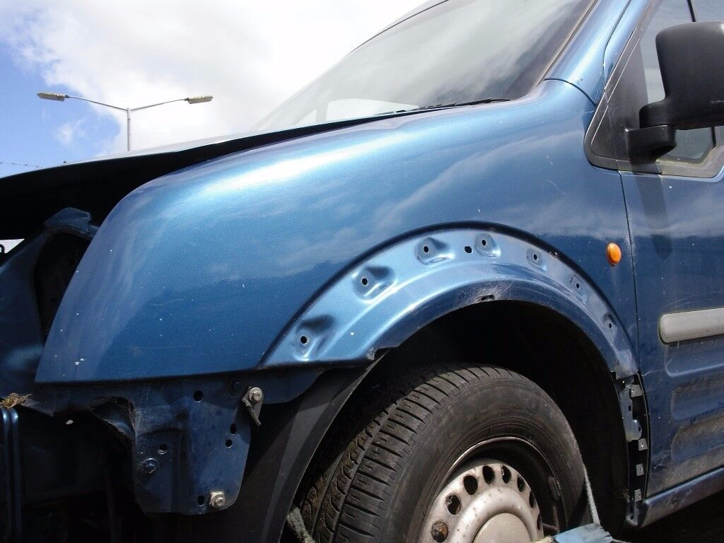 FORD TRANSIT CONNECT FRON WING, PASS SIDE