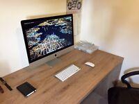 Apple iMac ( 27 inch ) - 16GB RAM - 1TB Hard Drive
