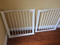 Used 2 x child Baby Dan safety gate - collect in Cambridge CB4 - £20 for two gates (£10 each)