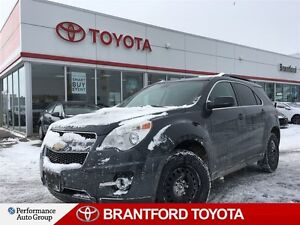 2010 Chevrolet Equinox 1LT, FWD, Trade In, Two Set's of Wheels a