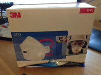 3M Dust Masks FFP3