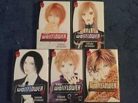 Wallflower manga books