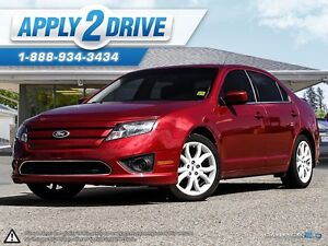 2011 Ford Fusion Get Financed and Drive Today!! Edmonton Edmonton Area image 1