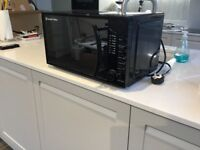 Russel Hobbs microwave nearly new