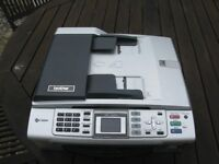 Brother fax-printer