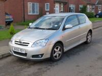 Toyota Corolla COLOUR COLLECTION VVT-I 1.6 3dr Lady Owner