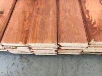 cladding timber log lap shiplap 125 x 25 premium only 1.49 p/m BEST UK PRICE direct manufacturer