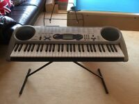 Casio Keyboard LK 43