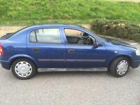 Vauxhall Aastra 1.6 8v