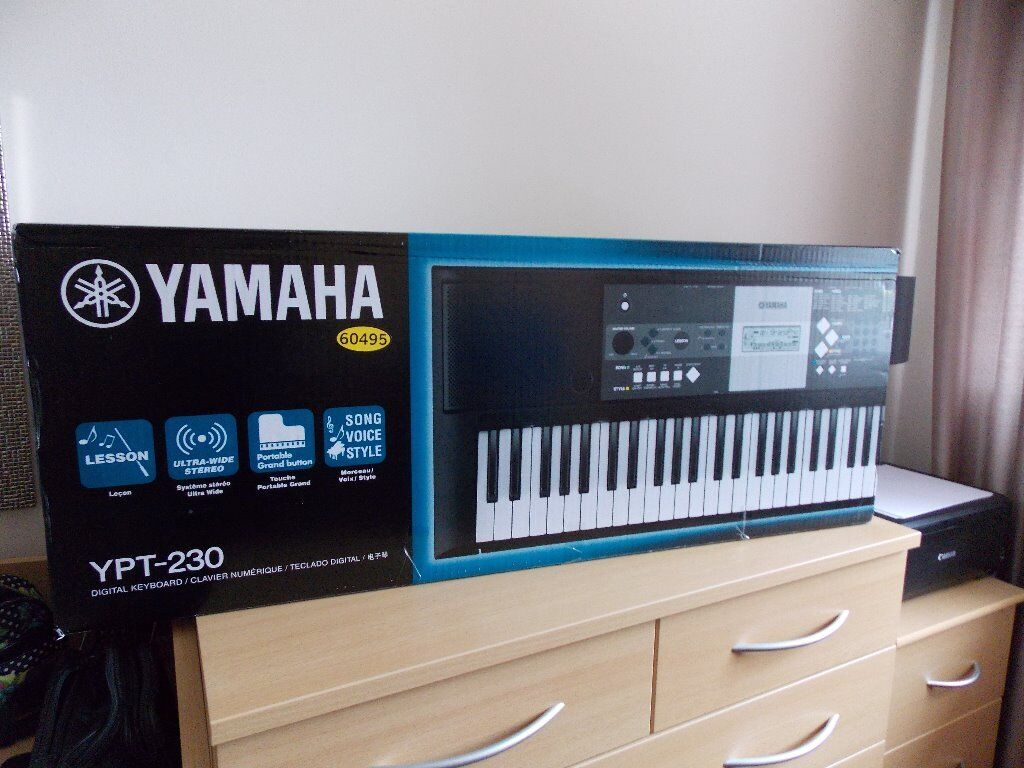 yamaha digital keyboard stand brand new in brackla bridgend gumtree. Black Bedroom Furniture Sets. Home Design Ideas