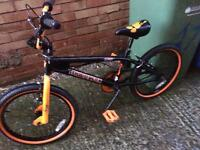 Child's/kids bmx bike