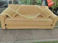 SOFA BED (LARGE) (NEW) free local