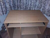 second hand computer desk