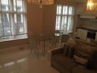 SB Lets are delighted to offer this luxury fully furnished 1 bedroom ground floor maisonette fla
