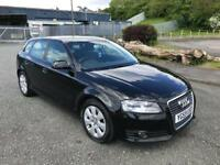 2009(59) Audi A3 1.9 TDI E Sport £30 Tax Full Service History 1 Previous Owner + Not A4 VW Golf