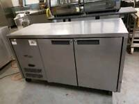 commercial williams prep fridge 2 door,catering equipment,cafe,restaurant,takeway
