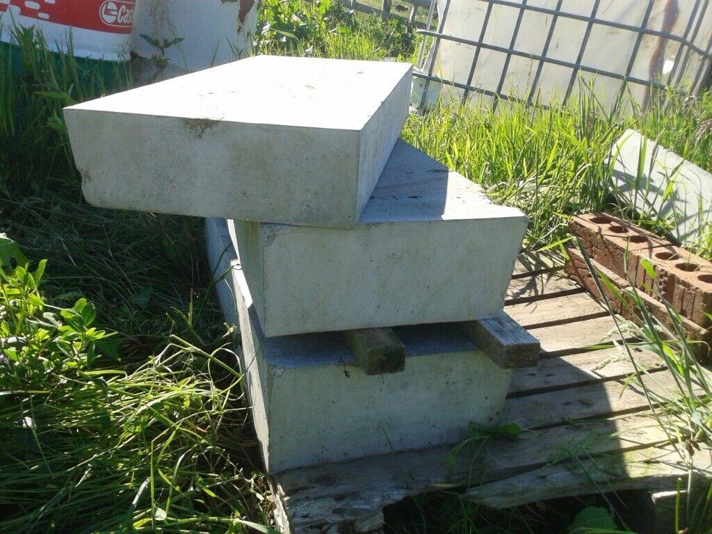 Pre-cast concrete steps  | in Huntly, Aberdeenshire | Gumtree