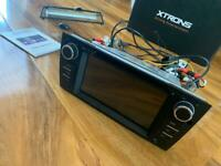 Xtrons Car Radio/Media & Nav system (USED) After market for BMW