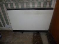 Four economy 7 storage heaters