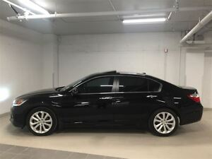 2014 Honda Accord TOURING NAVI 1 OWNER CLEAN CARPROOF PRISTINE