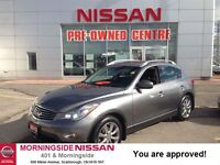2012 Infiniti EX35 OFF LEASE, AWD, NO ACCIDENTS,Luxury (A7)