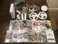 Nintendo wii - very good condition