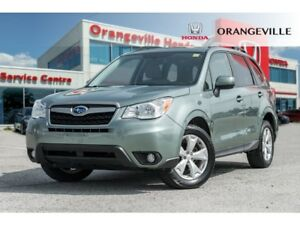 2014 Subaru Forester 2.5i|A/C|HEATED SEATS|BACK UP CAM|ROOFRACK