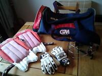 Youth cricket outfit