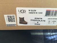 Glen Ugg boots size 6