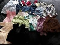 3-6 months dress bundle
