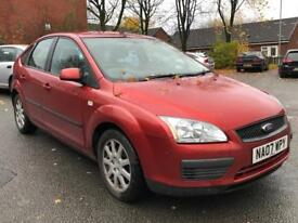 FORD FOCUS ZETEC TDCI 2007 MOTD TWO KEYS MINT COND ECONOMICAL+CHEAP TO INSURE AND RUN+RELIABLE CAR!