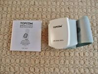 TOPCOM Wrist Blood Pressure Monitor 2301b Health Care