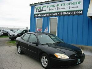 2006 Ford Taurus SE; Automatic! A/C! Alloys! P/Group!