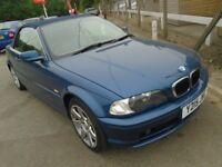 BMW 325ci 2001 Cabriolet - Automatic - BMW Service history