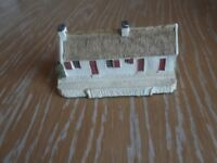 Burn Cottage hand made by Fraser creations in Scotland